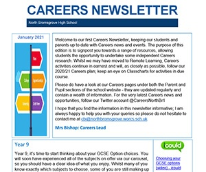 Careers Newsletter